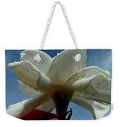 Gardenia For You My Dear Weekender Tote Bag
