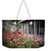 Gardens Of Pink Weekender Tote Bag
