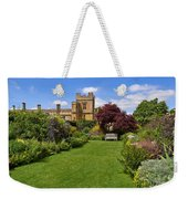 Gardens Of Sudeley Castle In The Cotswolds Weekender Tote Bag