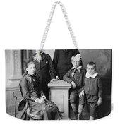 Garfield Children, C1880 Weekender Tote Bag