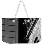 Gargoyle And Glass Weekender Tote Bag