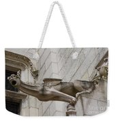 Gargoyle Cathedral Tours Weekender Tote Bag