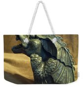 Gargoyle Or Grotesque Profile Weekender Tote Bag