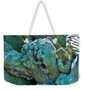 Gargoyles In Mangrove Weekender Tote Bag