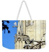 Gargoyles Of Notre Dame De Paris Weekender Tote Bag