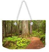Garibaldi Wilderness Rainforest Weekender Tote Bag