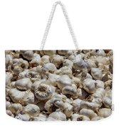 Garlic Harvest Weekender Tote Bag