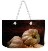 Garlic Weekender Tote Bag