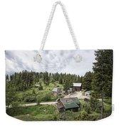 Garnet Ghost Town - Montana Weekender Tote Bag