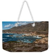 Garrapata Coast Weekender Tote Bag