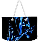 Gary Pihl Plays The Blues Weekender Tote Bag