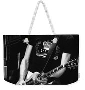 Gary Pihl Rocking Out In 1978 Weekender Tote Bag