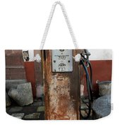 Gas Pump Color Weekender Tote Bag