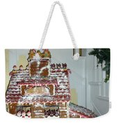 Gasparilla Gingerbread Weekender Tote Bag