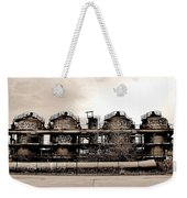 Gasworks Seattle Weekender Tote Bag by Benjamin Yeager