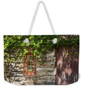 Gate And Window Weekender Tote Bag