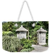 Gate Entrance Weekender Tote Bag