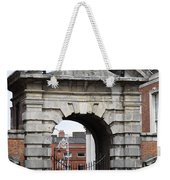 Gate Of Justice - Dublin Castle Weekender Tote Bag