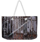 Gate To The Infirmary Weekender Tote Bag