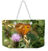 Gatekeeper Butterfly Weekender Tote Bag