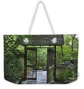 Gates Of Tranquility Weekender Tote Bag