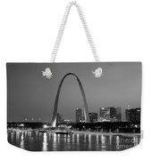Gateway Arch In St Louis Weekender Tote Bag