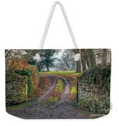Gateway To Autumn Weekender Tote Bag
