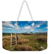 Gateway To The Mountains Weekender Tote Bag