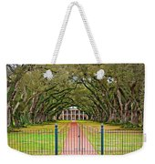 Gateway To The Old South Weekender Tote Bag by Steve Harrington