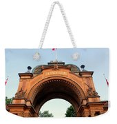 Gateway To Tivoli Gardens Weekender Tote Bag