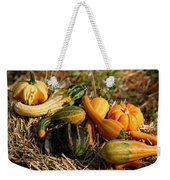 Gather The Harvest Weekender Tote Bag