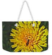 Gathering Nectar Weekender Tote Bag