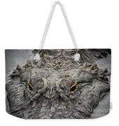 Gator Eyes Weekender Tote Bag