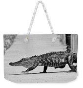 Gator Walking Weekender Tote Bag