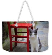 Gatto Italiano Weekender Tote Bag