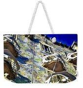 Gaudi - Casa Batllo Exterior Weekender Tote Bag