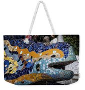 Gaudi Dragon Weekender Tote Bag
