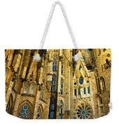 Gaudi - Sagrada Familia Weekender Tote Bag