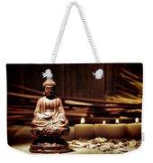 Gautama Buddha Weekender Tote Bag