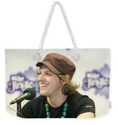Gavin Degraw Weekender Tote Bag