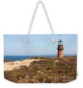 Gay Head Lighthouse Weekender Tote Bag