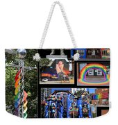Gay Village 1 Weekender Tote Bag