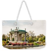 Gazebo At Forest Park St Louis Mo Weekender Tote Bag