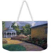 Gazebo In Potter Nebraska Weekender Tote Bag