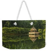 Gazebo Reflections Weekender Tote Bag