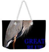 Gbh Bird Educational Work A Weekender Tote Bag