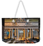 Gct From Park Ave Weekender Tote Bag