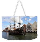 Gdynia Pirate Ship - Gdansk Weekender Tote Bag