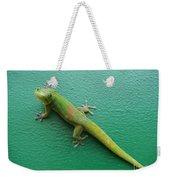 Gecko Crossing Weekender Tote Bag
