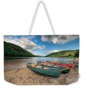 Geirionydd Lake Weekender Tote Bag